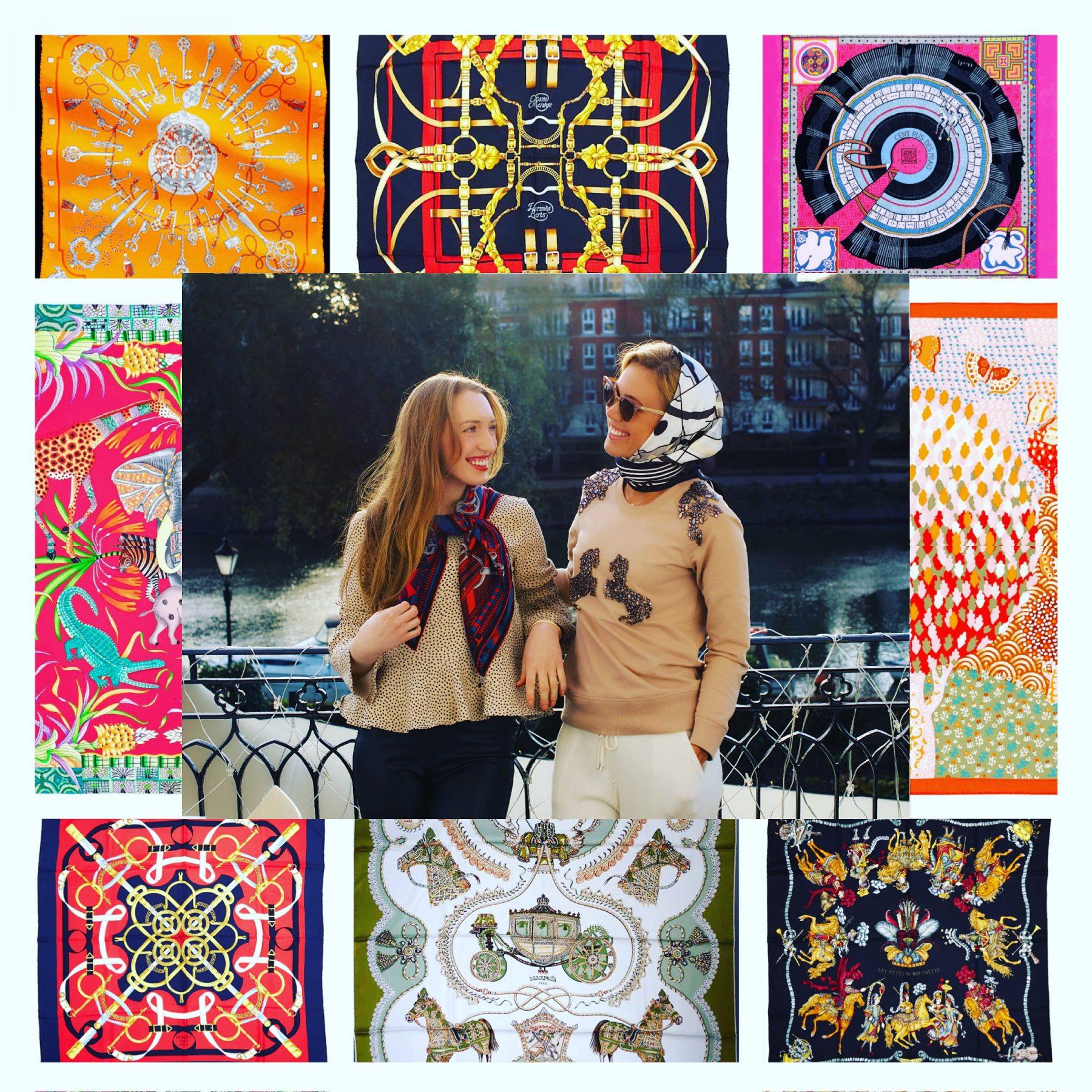 О культовых платках Hermès  и о том, что потребовалось, для того чтобы из мастерской вырастить один из самых значимых Домов в истории моды