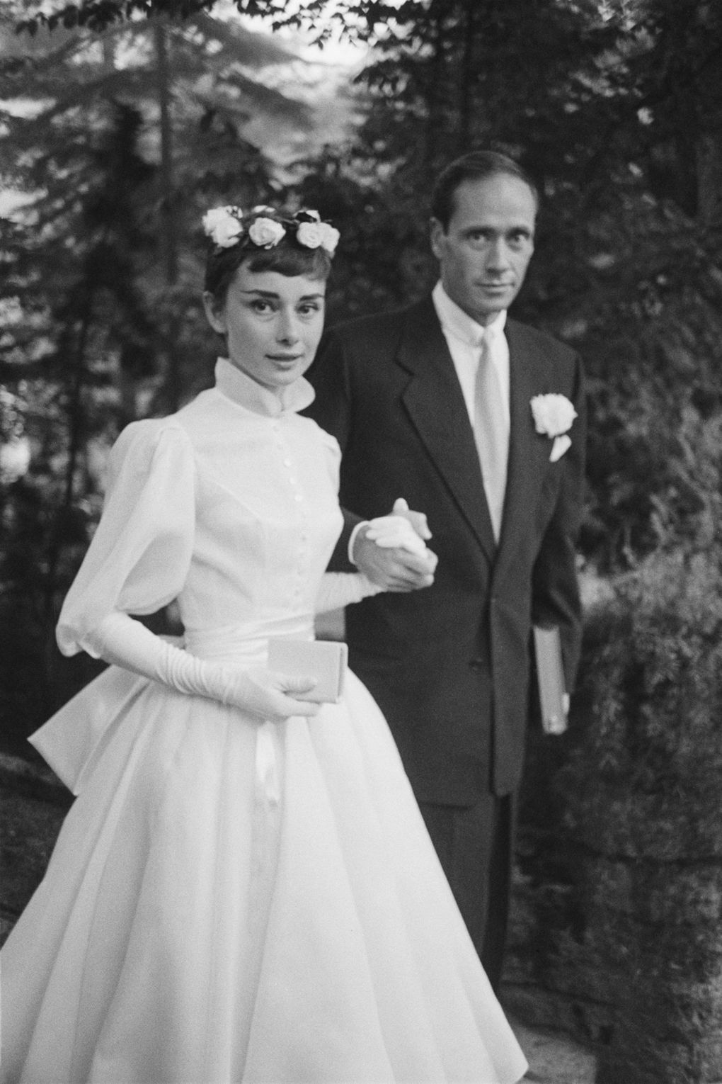 Meghan and 10 more of history's most memorable wedding dresses